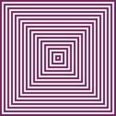 Vector purple and white abstract illusion background — Stock Vector