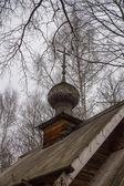 Xvii 世紀の古代の正教会 — ストック写真