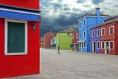 Burano - Venice — Stock Photo