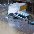Flood in Genoa. — Stock Photo