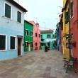 Burano — Stock Photo
