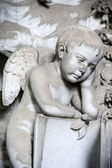 The cherub — Foto Stock