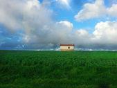 Casa in campagna — Stock Photo
