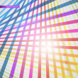 Abstract vector colorful background — Stock Vector