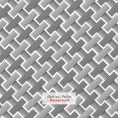Abstract grey vector background — Stock Vector