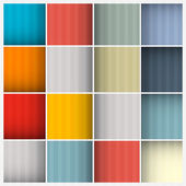 Abstract Retro Square Background — Stock Vector