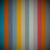 Abstract Strips, Retro Vector Background — Stock Vector