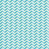 Retro Seamless Blue - White Background — Stock Vector