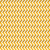 Seamless Abstract Orange Toothed Zig Zag Paper Background — Stock Vector