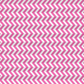 Seamless Abstract Pink Toothed Zig Zag Paper Background — Stock Vector