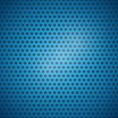 蓝色的向量点缀钢 — 图库矢量图片