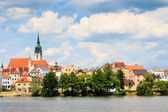 Jindrichuv Hradec - Czech Republic Photo — Stock Photo