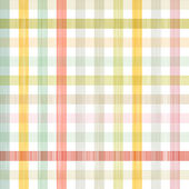 Retro Square Tablecloth Seamless Pattern  — Cтоковый вектор