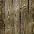 Stock Photo: Old wooden fence.