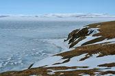 Chukotka. Southern coast of the Arctic Ocean. — Stock Photo