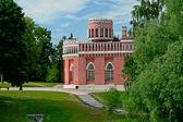 Palace built in the royal residence Tsaritsyno. — Stock Photo