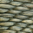 Woven mat of fibers of l plants. — Stock Photo #40078797