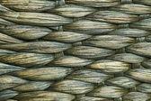Woven mat of fibers of l plants. — Stock Photo