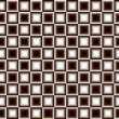 Brown and White Squares — Stock Photo