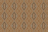 Brown Background with Diamond Pattern - coarse textured — Foto Stock