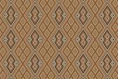 Brown Background with Diamond Pattern - coarse textured — Stockfoto