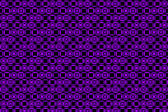 Black Background with Painted Purple Pattern — Foto de Stock