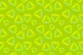Seamless Background with Painted Green Triangles — Foto de Stock