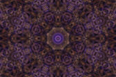 Mandala Background - coarse textured — Photo