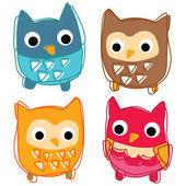 Cute animal icon vector illustration — Stock Vector