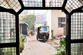 Auto Rickshaw — Stock Photo