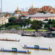 The Royal Barge Procession — Photo