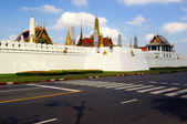 Wat Phra Kaew Temple, — Stock Photo