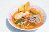 Shanghai noodle — Stock Photo