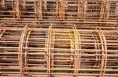 Rust steel rod — Stock Photo