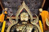 Buddha golden — Stock Photo