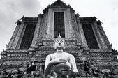 Permanent buddha — Stockfoto