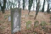 ユダヤ人墓地 — ストック写真