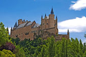 Alcazar of Segovia — Foto Stock