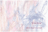 Abstract vector watercolor background — Stock vektor