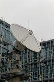 Emetteur satellite — Stock Photo