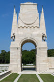 British War Cemetery - Étaples - Pas-de-Calais — Stock Photo