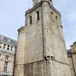 Belfry of Boulogne-sur-Mer — Stock Photo