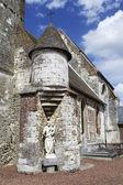 Romanesque church of Wandonne, France — Zdjęcie stockowe