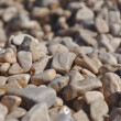 Background of small brown rocks — Stock Photo #38232191