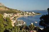 View of Podgora. Croatia — Stock Photo