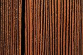 Brown wooden texture for background — Stock fotografie