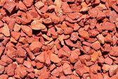 Red rocks texture — Stock fotografie