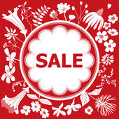 Sale design — Stock Vector