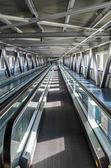 Escalators — Стоковое фото
