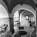 Italian portico — Stock Photo #40091305